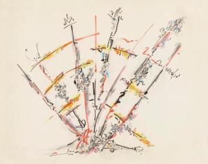 04_-_Gordon_Matta-Clark__Energy_Tree__1972-1973__Pencil__ink__marker__and_crayon_on_paper